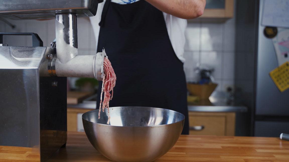 Breakfast Sausage selber machen - wolfen