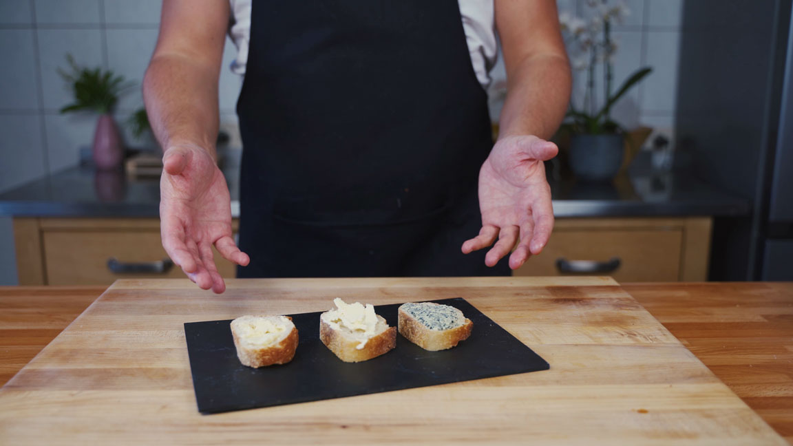 Butter selber machen - alle 3 Variationen