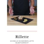 Pinterest Rillette