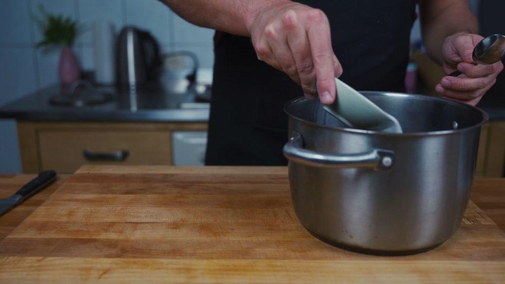 Kochschinken selber machen _ Salz