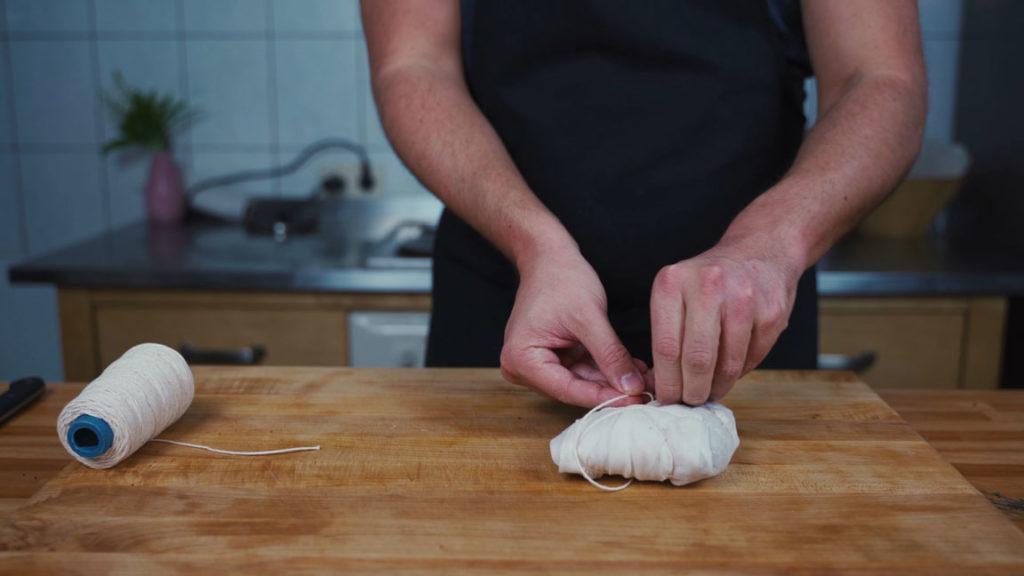 Bresaola - Käsetuch