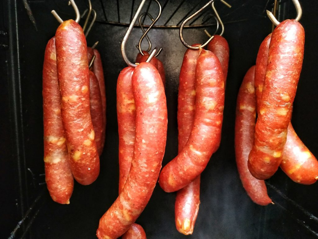 Wurstrezepte - Käsekrainer