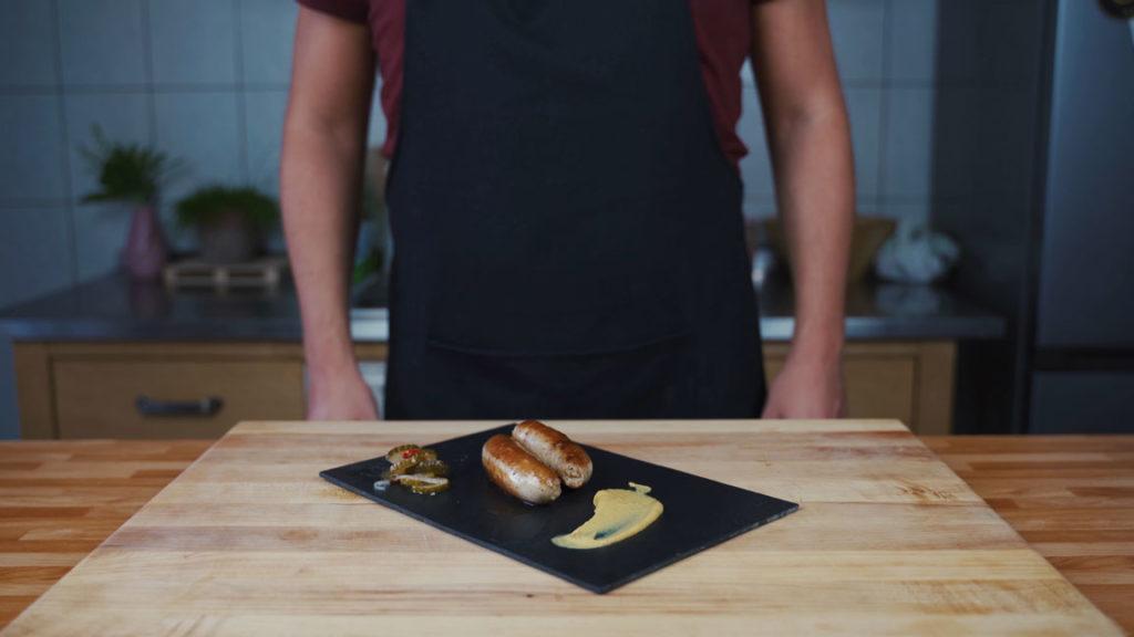 Bratwurst Rezepte - Thüringer Bratwurst