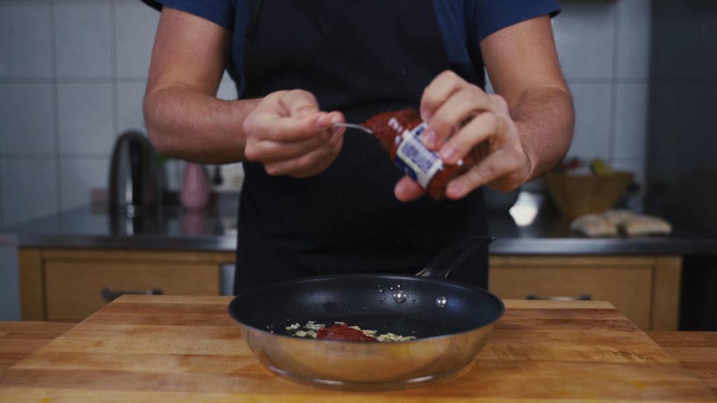 Tomatenaufstrich - Tomatenmark