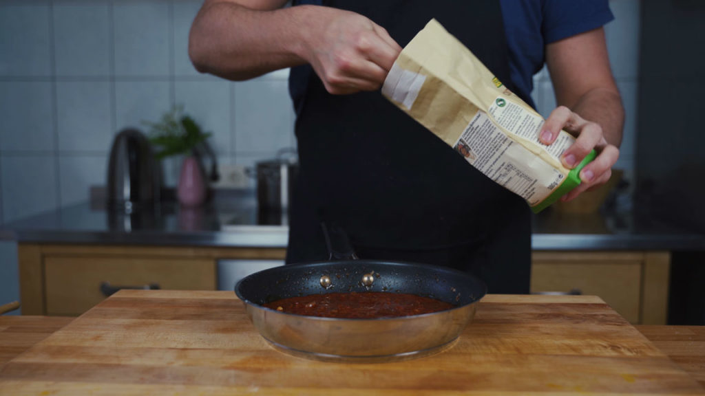 Tomatenaufstrich - Zucker