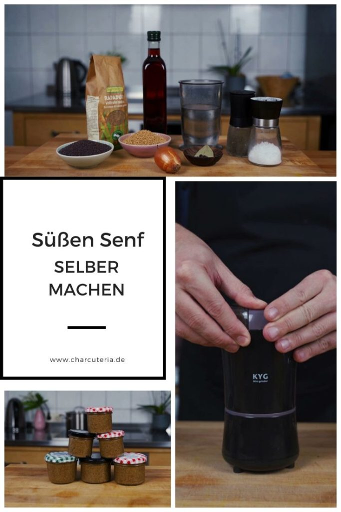 Süßer Senf Pinterest