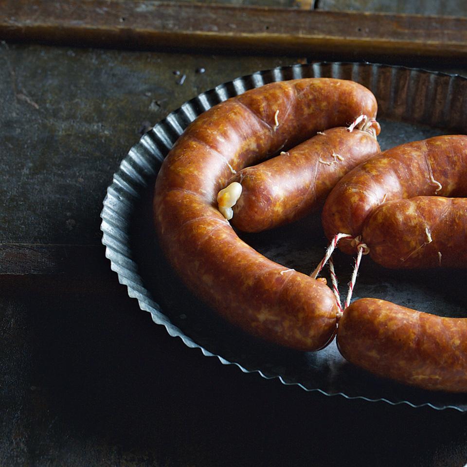 Bratwurst Rezepte - ungarische Bratwurst