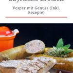 Brotzeit- Pinterest