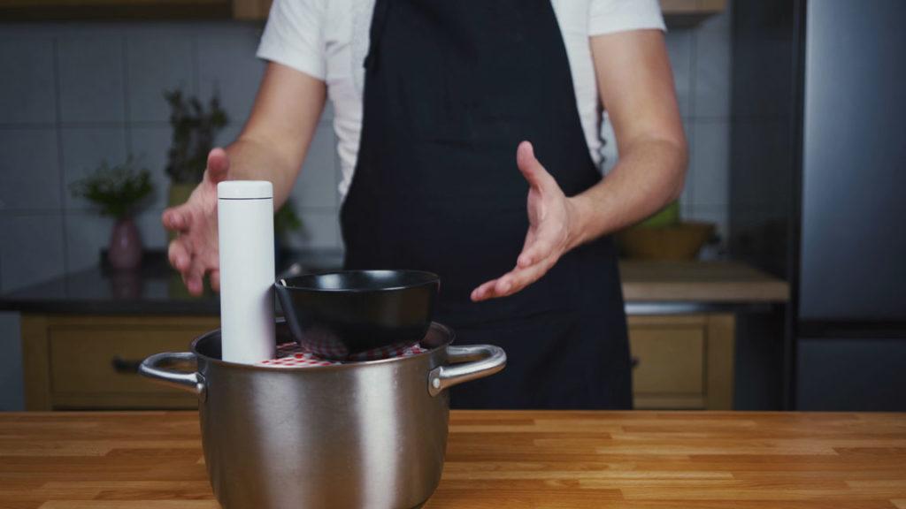 Weißwurst - einkochen
