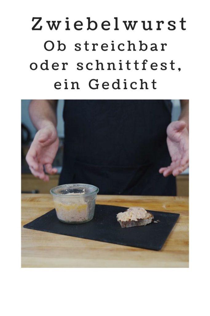 Zwiebelwurst -Pinterest