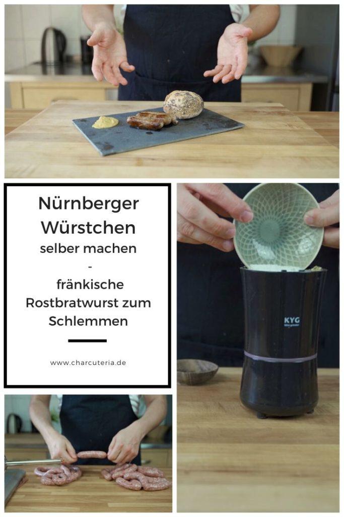 Nürnberger Würstchen - Pinterest