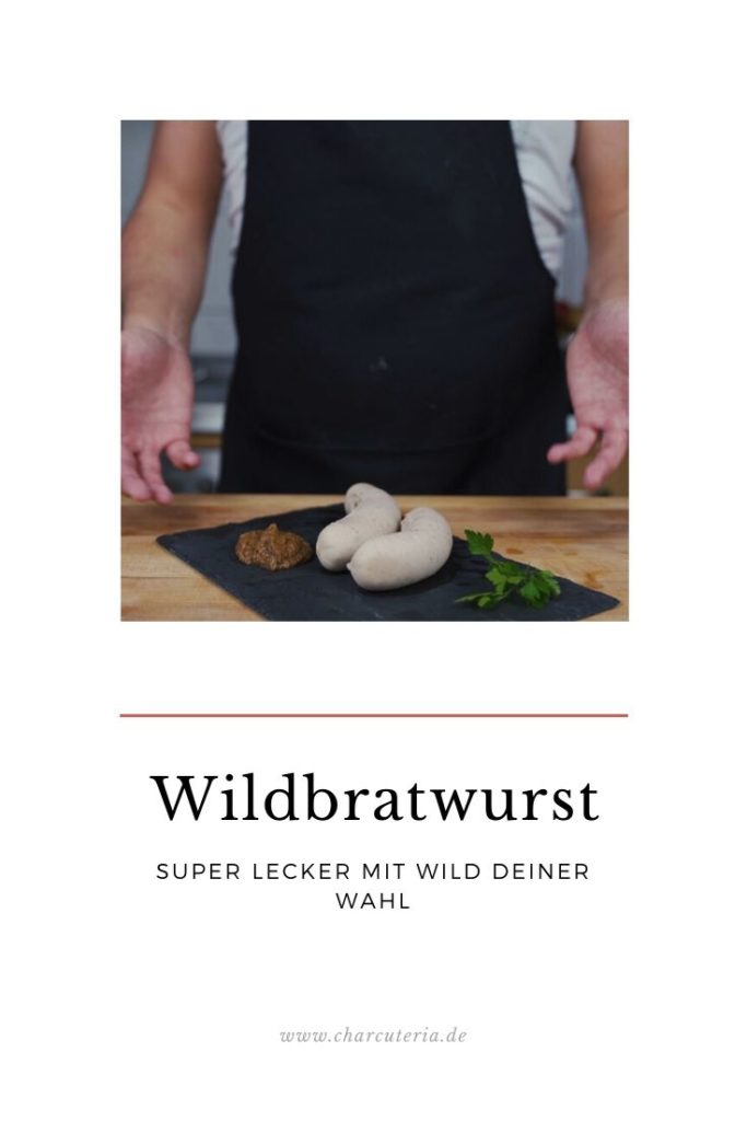 Wildbratwurst