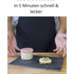 Pinterest Tofu-Kräuter-Aufstrich