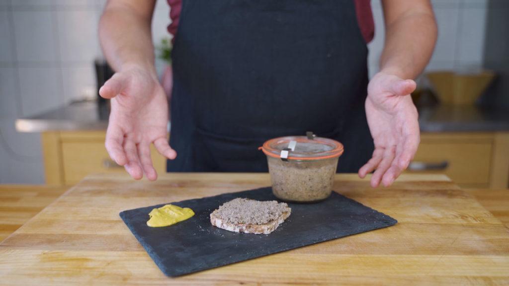 Pfälzer Leberwurst - fertige Leberwurst