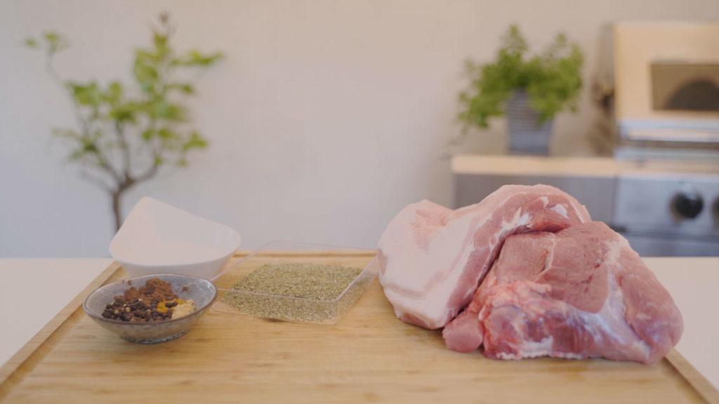 Geräucherte Bratwurst - alle zutaten