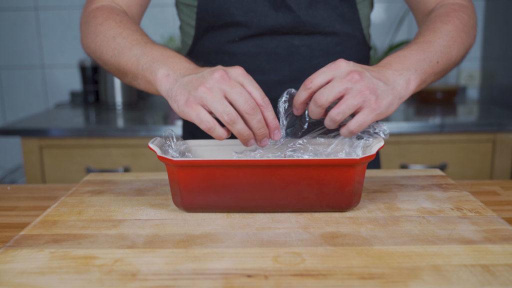 Leberpastete- Kühlschrank