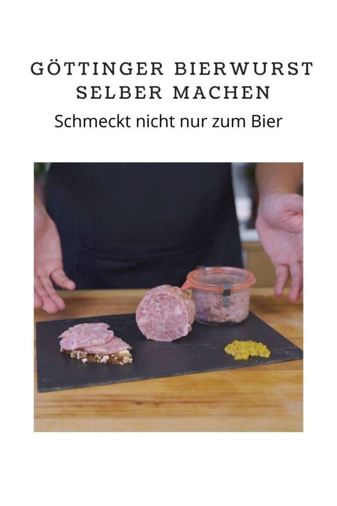 Göttinger Bierwurst