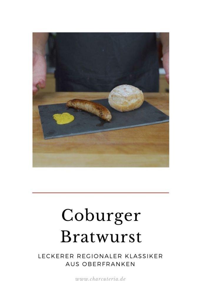 Coburger Bratwurst
