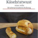 Jalapeno Käsebratwurst