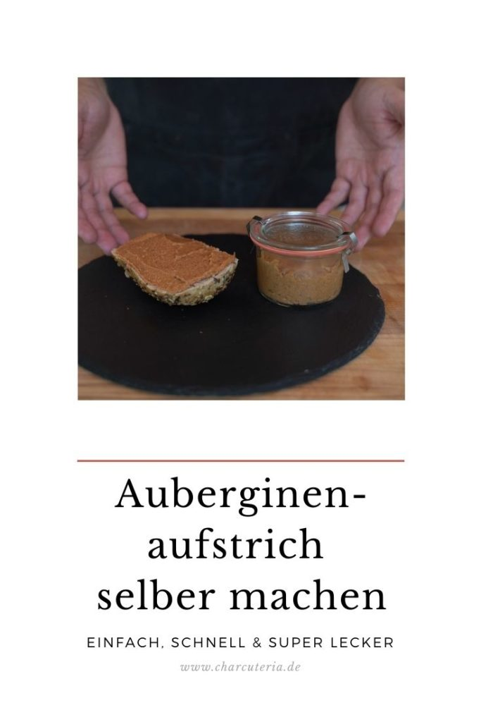 Auberginenaufstrich