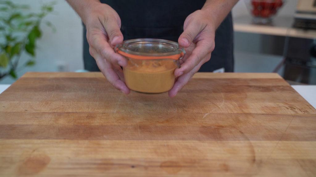 Aufstrichalternative-Teewurst-Art-abfüllen